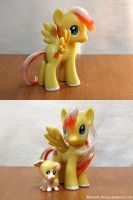 MLP Custom Sun Runner by MohawkMax