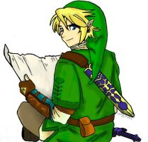 The Legend of Zelda: Link deviation by MalenyLopez