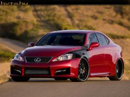 Lexus IS-F solid by Kriszke