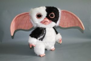 Gizmo, the Mogwai from -Gremlins- by hon-anim