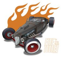 RatRod Roadster by FineTooned
