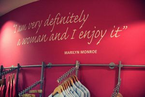 Marilyn Monroe Quote by kalianalyticaldevine