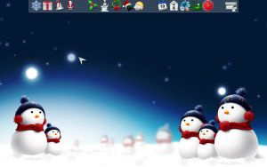 NEW christmas desktop by ash-becca