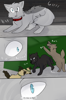 Bloodclan: The Next Chapter Page 127 by StudioFelidae