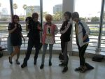 AX 2015 Free Group by KathytheGoth