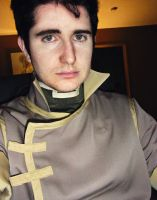 Bolin Cosplay Test Shot 2 by Agam720