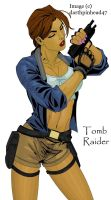 Lara Croft by darthpinhead47