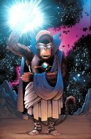 Marvel Apes 14 by JPRart