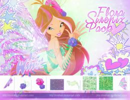 Flora Sirenix Pack by MishAir