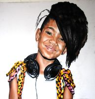Willow smith by SaraSam89