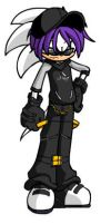 .:FC:. Snakez The hedgehog  (My Sister's FC) by ScourgeXNazo2