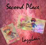 Second place by laven89