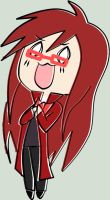 Obsessed Grell Sutcliff 3rd by hatirrisworldproject