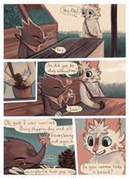 Crossed Claws ch4 intermission page1 by geckoZen