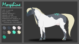 .:Morphine Reference 2013:. by PeaBlueJr