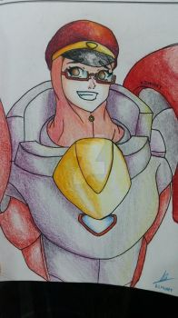 Playing with color pencils part 5 by Azhunt