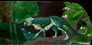 Jade of the Jungle by Gazzelles