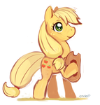Applejack by Ende26