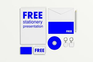 Free Stationery Presentation by AlinaPetrea
