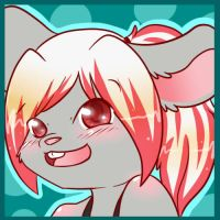 Reality's Icon commission by ShushiKitty
