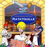 Rataouille OP Poster by zoro4me3