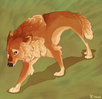 Woof by Susiron