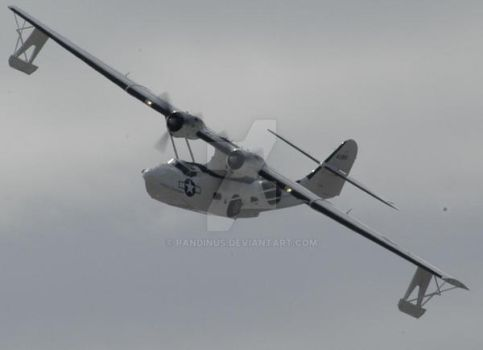 Consolidated PBY-5A Catalina by Pandinus