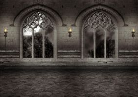 Gothic BG Var01... by the-night-bird