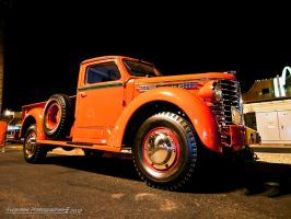 1949 Diamond T by Swanee3