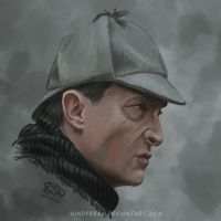 Jeremy Brett as Holmes 04 by Windfreak