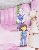 Undertale: mother's guidence by dp360
