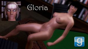 Nude Gloria For GMod By Evil Ash by Rastifan