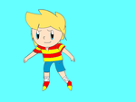 Earthbound/Mother Lucas! by MistyDraw19