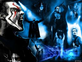 Sting Wallpaper by AISTYLES