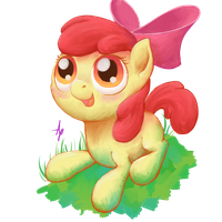 Apple Bloom by a6p