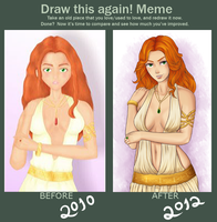 Draw this again - 2010/2012 by Mike-MM