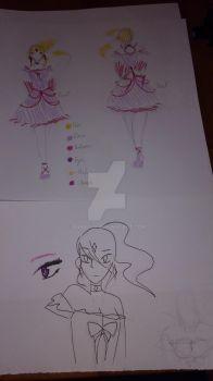 New OC Princess Waterline by Auracly