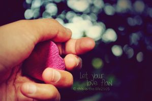Let Your Love Flow... by this-is-the-life2905