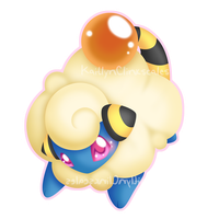 Mareep v2 by Clinkorz