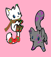 Cheap name your price kittys [CLOSED] by Dark-Angel-Rin