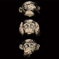 Hear No Evil, See No Evil, Speak No Evil by Design-By-Humans