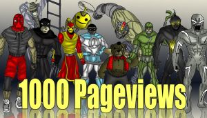 1000 Pageview THX!!! by Deathnaut95