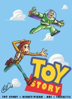 TOY STORY: Infinite story by Taisa732