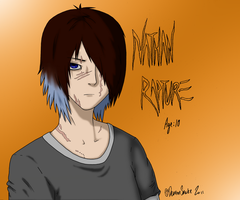 Nathan Rapture Child by DemonSnake