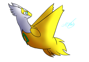 Shiny Latias by SkywalkerSpikes