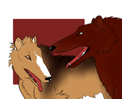 Doges by PinkPonyFarts