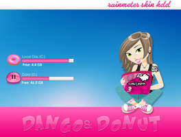 Dango and Donut HDD by Aquatutorials