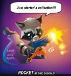 Rocket by Dreamgate-Gad