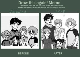 Before And After  :) by camlost