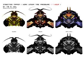 insectoid nippon by surthur
